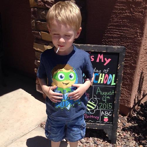 #preschool #prek #grayson