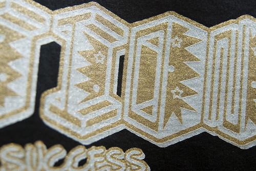 班服指南-Gimu團體服-網版印刷-金蔥+金漿與銀蔥+銀漿