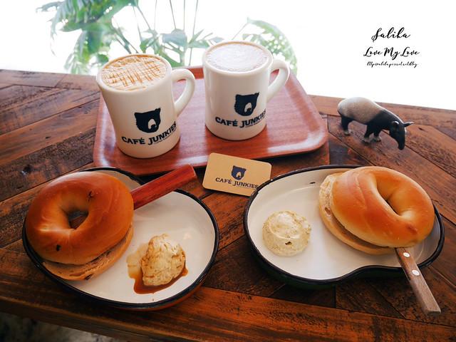 台北小巨蛋站附近咖啡館餐廳小破爛咖啡CAFE JUNKIES (17)