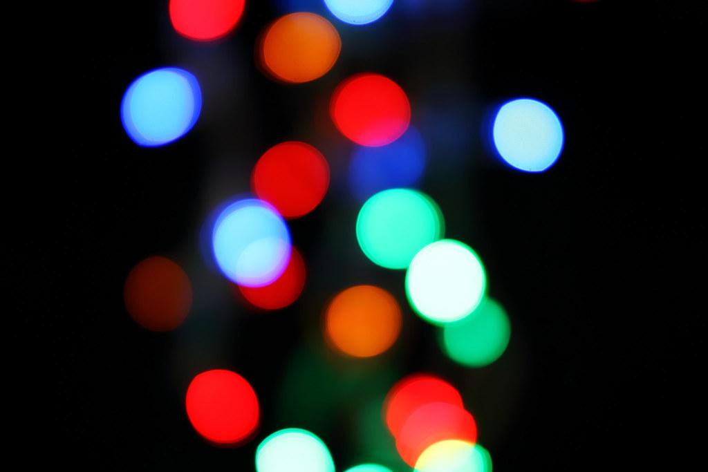 Christmas Lights Background.Defocused Christmas Lights Background Racca2002 Flickr
