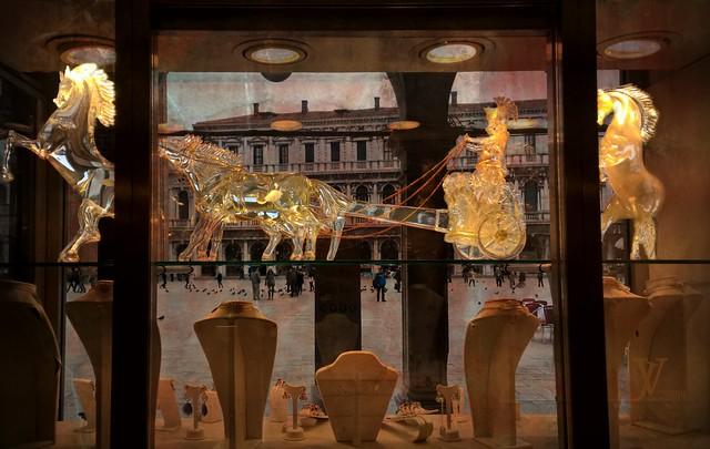The Glass Manègerie