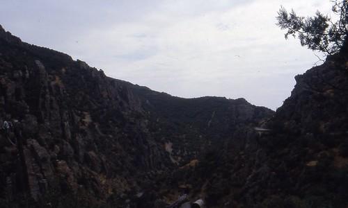 152 1985 09 Spagna - Andalusia - Sierra Nevada 152