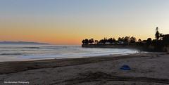 Santa Cruz California Sunset
