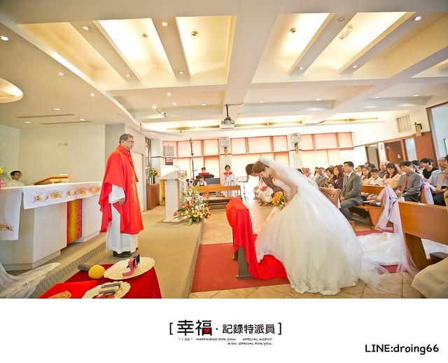 『婚禮記錄』愛神在你我身邊
