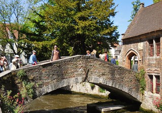 Old Bridge in Bruges