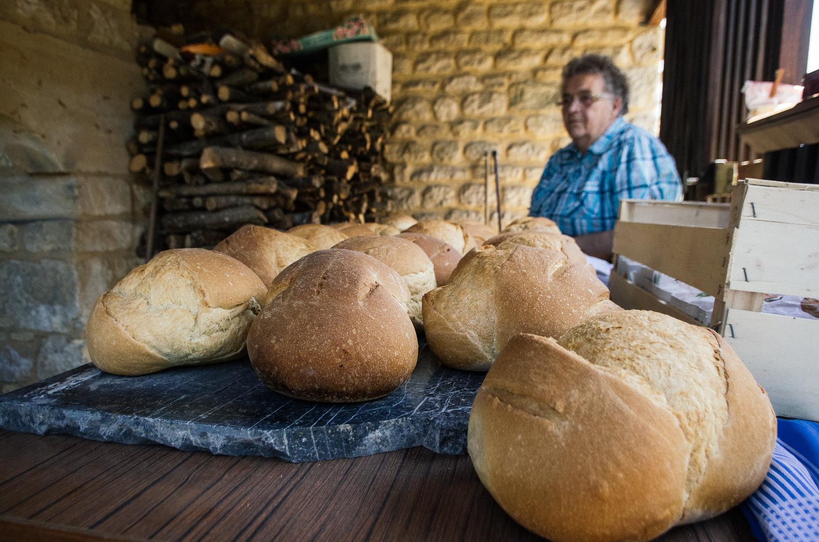 Tourisme vert dans la Meuse - de la Meuse à l'Argonne - Le cri du pain