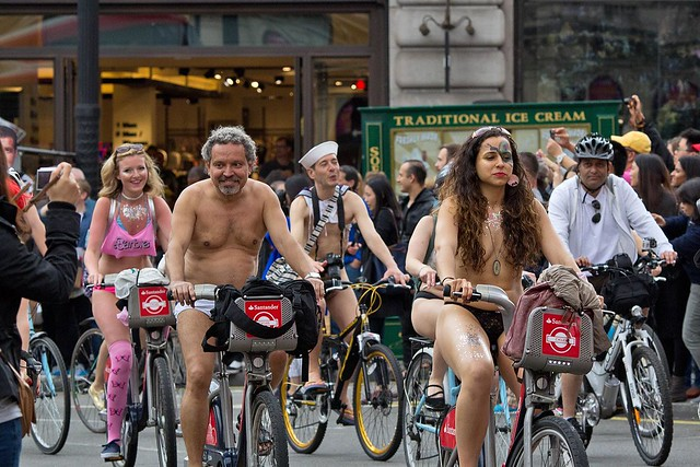 london naked bike ride 2015 flickr   photo sharing