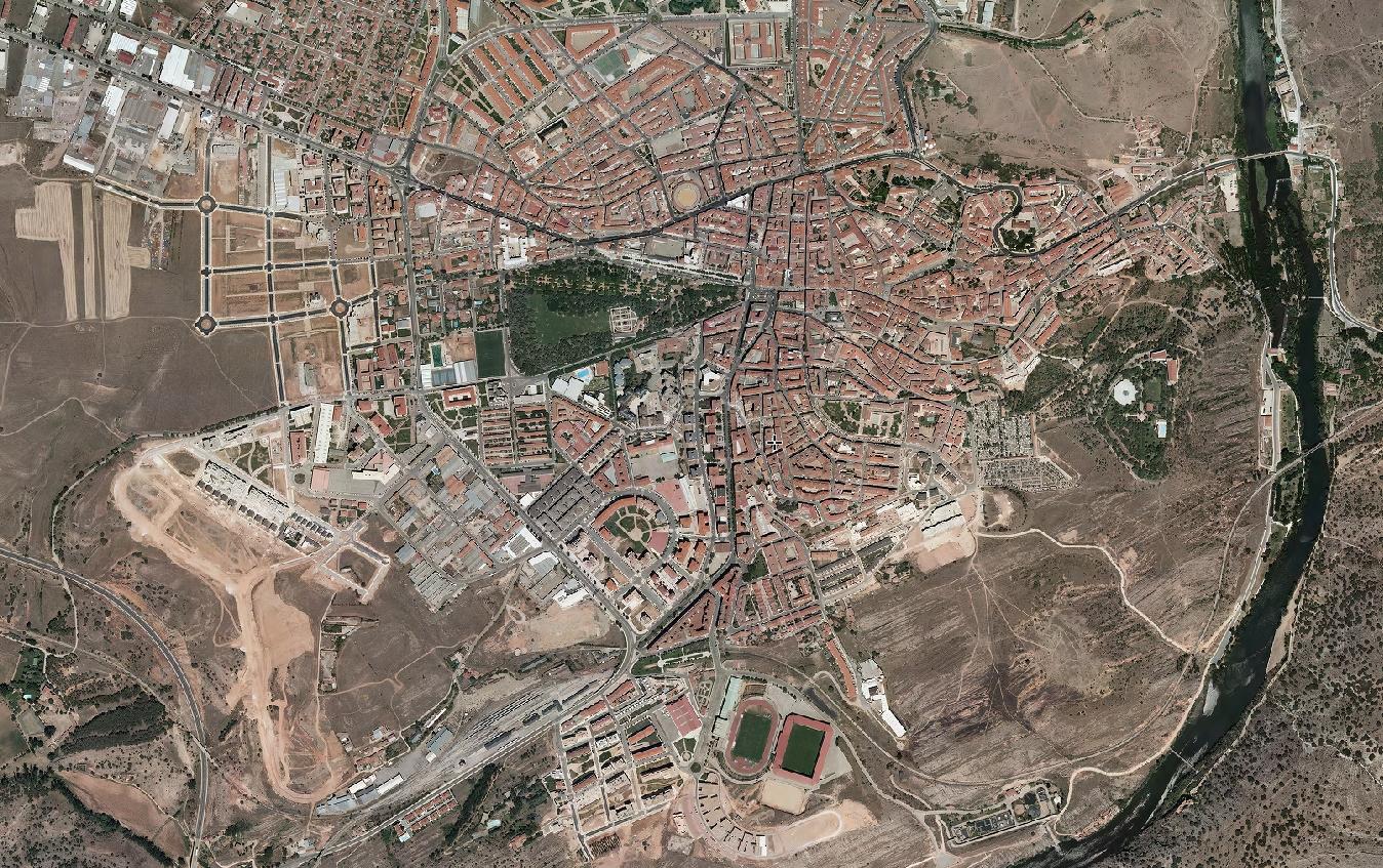 soria, cabeza de extremadura, después, urbanismo, planeamiento, urbano, desastre, urbanístico, construcción, rotondas, carretera