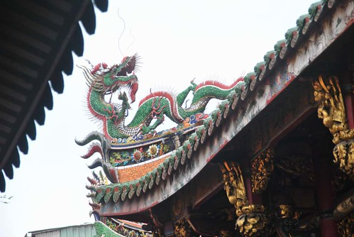 09 Templo de Longshan en Taipei  (15)