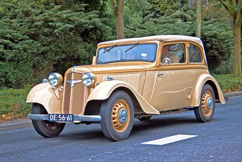 Adler Trumpf Junior Cabriolet Type 1E 1938 (5347)