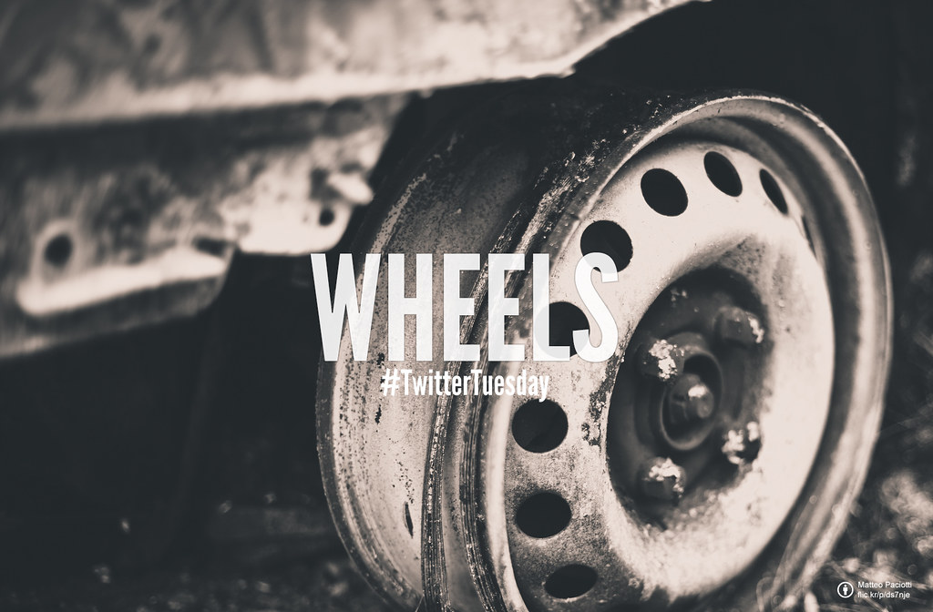 Twitter Tuesday: Wheels