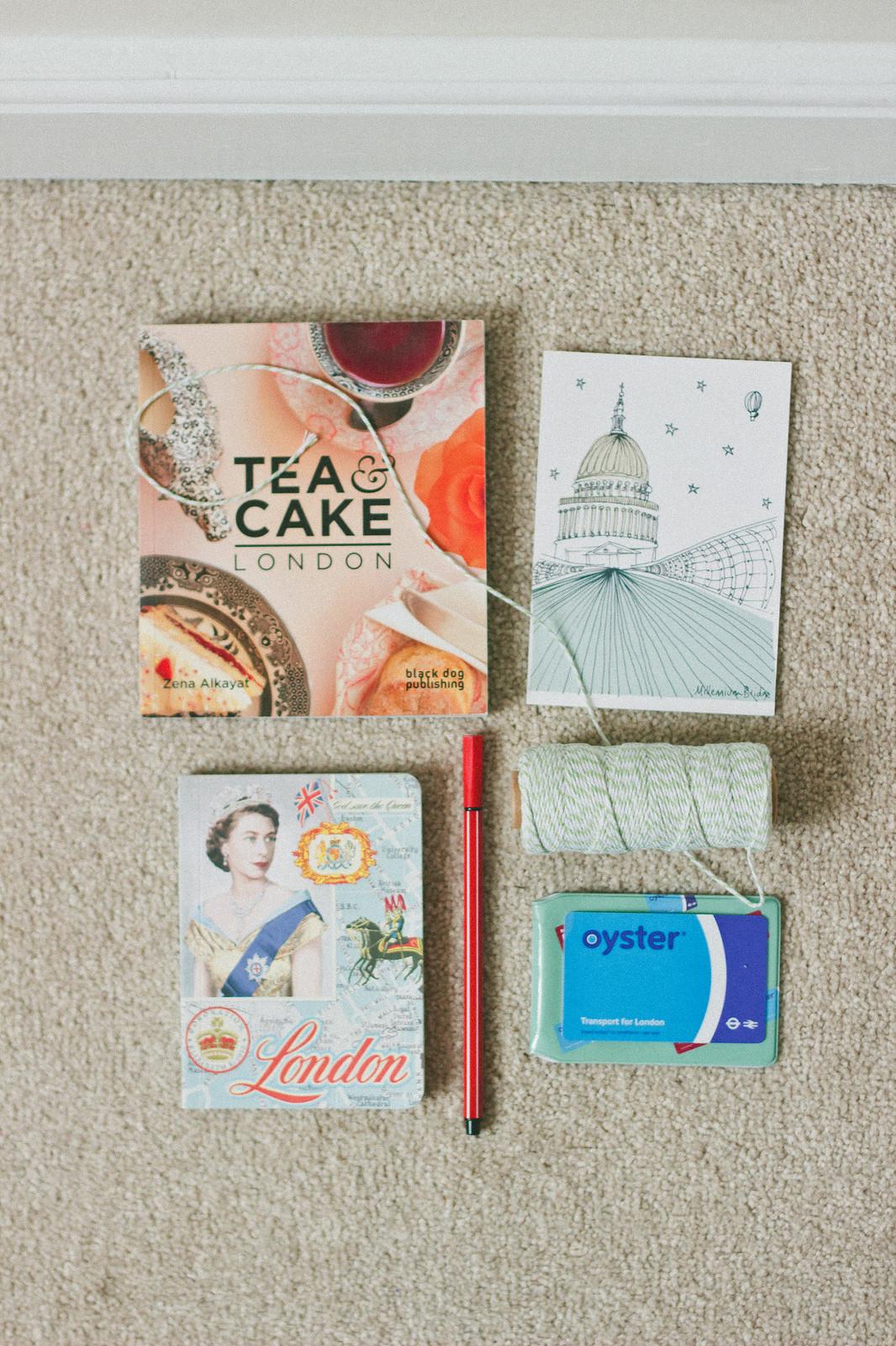 {london visitor gift-set} via chevrons & éclairs