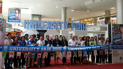 Davao Photos: SM City Davao's University Fair 2015 - DavaoLife.com 20150709_110825