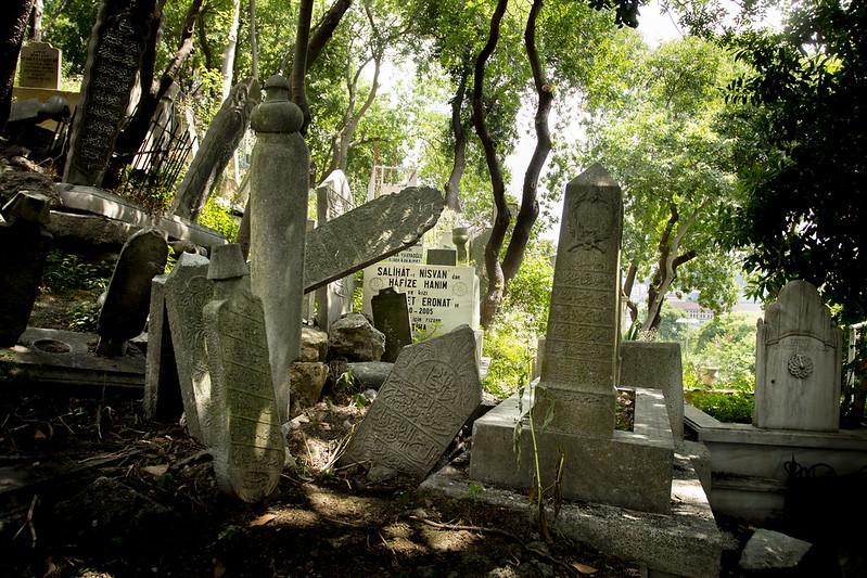 Pierre Loti cemetery - Eyup, Istanbul