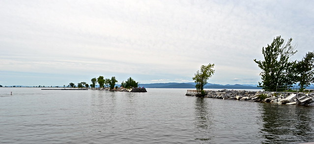 lake champlain bike route