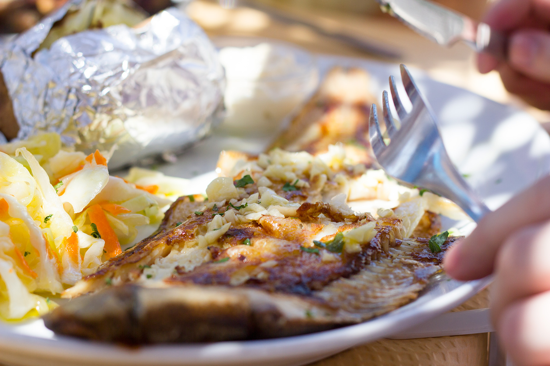 fresh-barbequed-sole-fish-spain