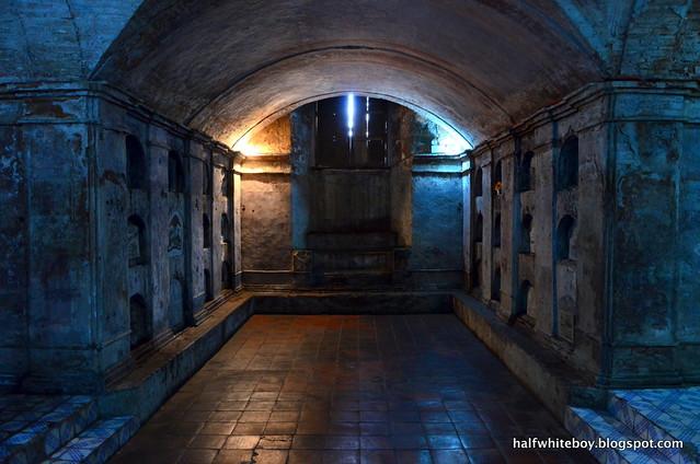 nagcarlan underground cemetery 15
