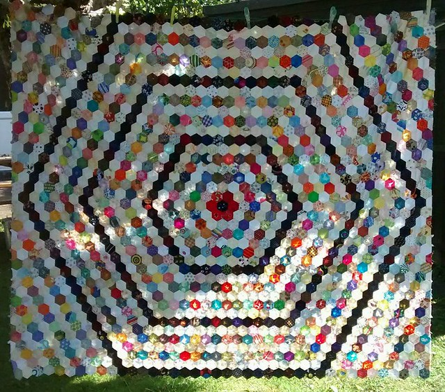 hexagons completed july 2015