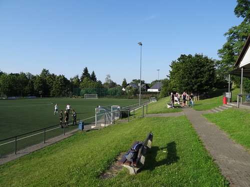SpVg Badorf/ Pingsdorf v Germania Erftstadt-Lechenich