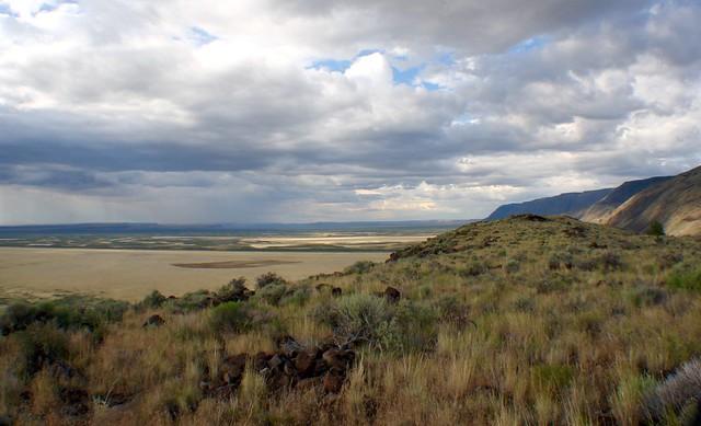 Warner Valley, Oregon