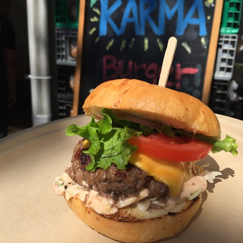 Hache at LA Weekly's Burgers and Beer