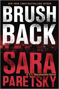 Sara Paretsky, Brush Back
