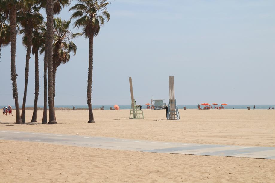 Santa Monica & Venice Beach