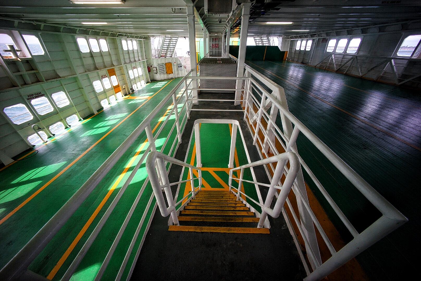 Ferry Interior 1