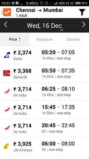 ClearTrip-App-Flights-to-Mumbai