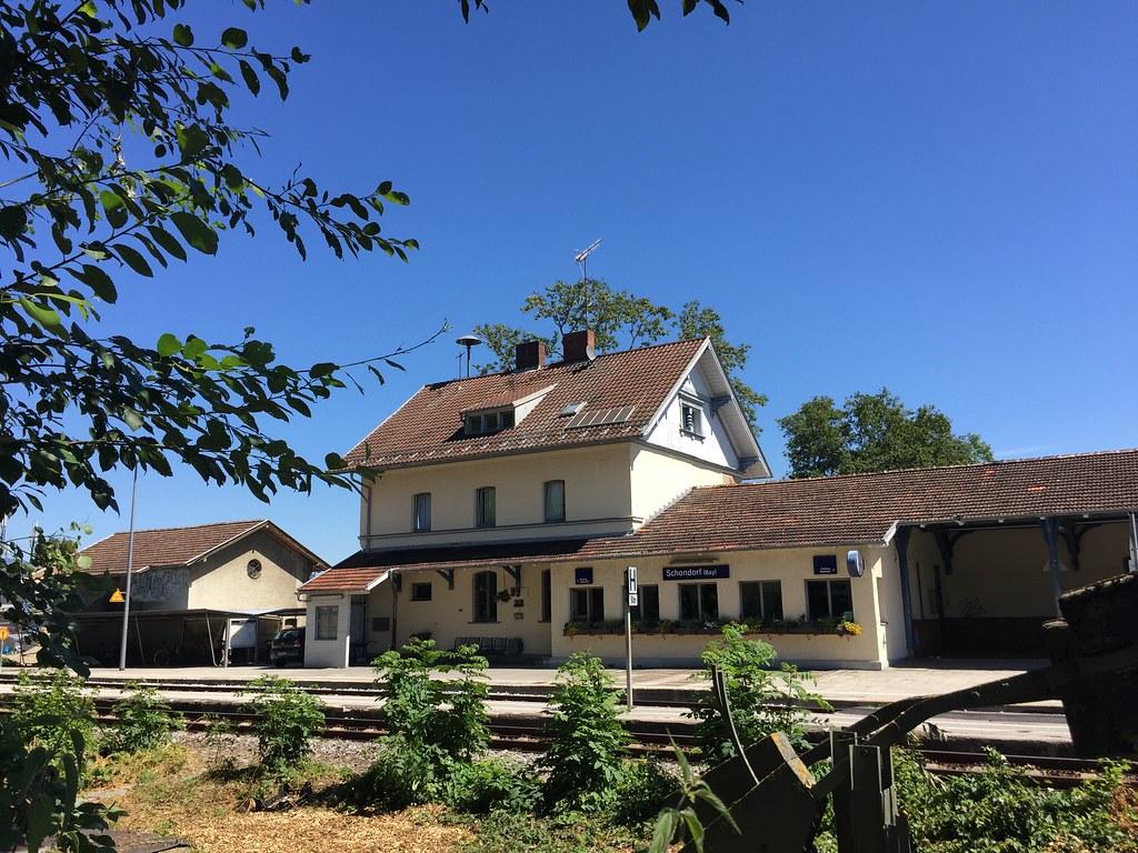 Bahnhof Schondorf am Ammersee