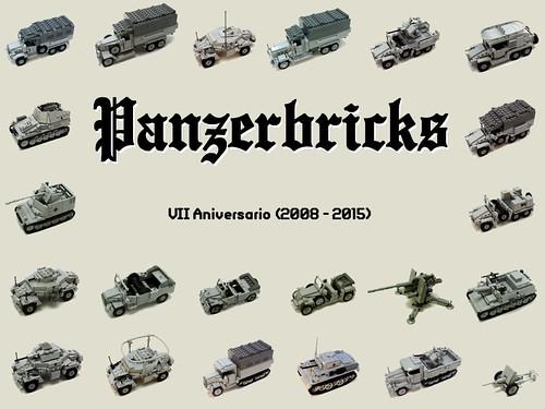 VII Aniversario de Panzerbricks