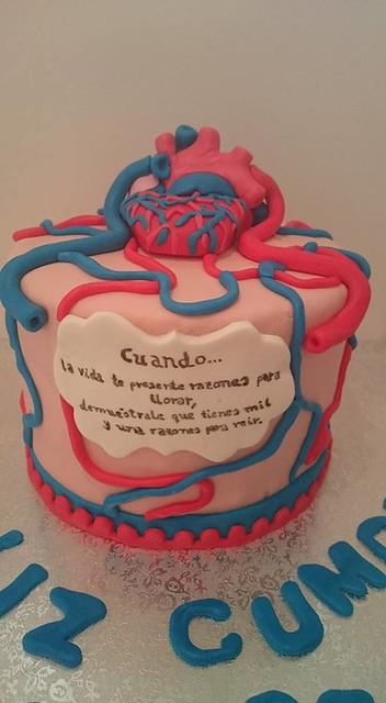 Cake by Tarteando en nunca jamas