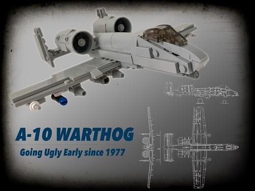 A-10 Warthog 1/72 Scale