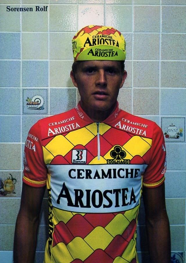 Rolf Sorensen - Ceramiche Ariostea 1991