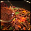 #ginger #lime #beef #homemade #CucinaDelloZio - add the saved marinade