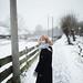 Snowy heart by worteinbildern