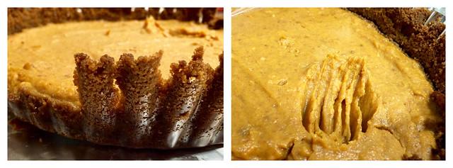Sweet Potato Gingersnap Tart - 41