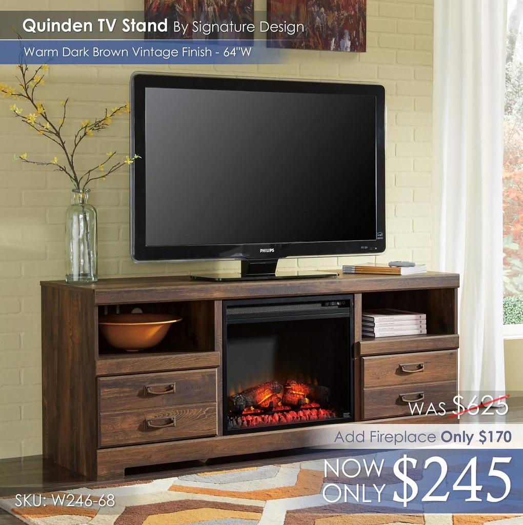 Quinden TV Stand W246-68-W100-01