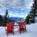 Red Chairs by Esther Seijmonsbergen