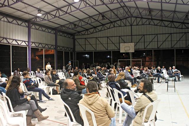 Primeira noite do seminário Mobilidade, Moradia e Reforma Urbana