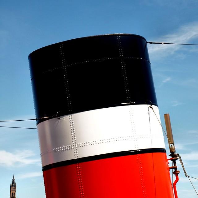 Two Glasgow landmarks