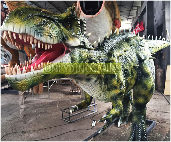 Real Size T-Rex Model
