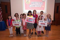 NHPTV-PBS KIDS Writers Contest Awards Ceremony 2015
