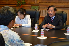 Vice Governor Sun, Zhejiang Province