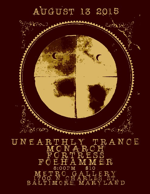 Unearthly Trance at Metro Gallery