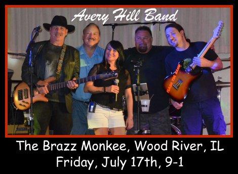 Avery Hill 7-17-15