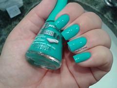 Turquoise Block - Bourjois