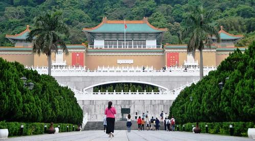 183 Museo nacional de Taiwan en Taipei
