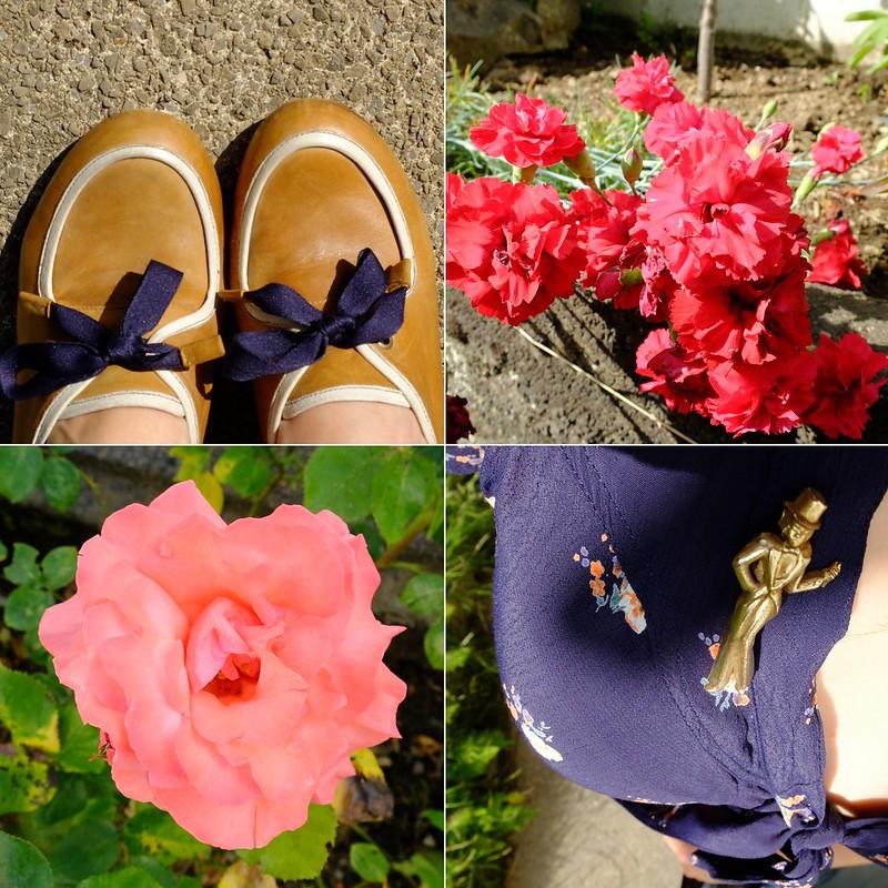 garden party montage