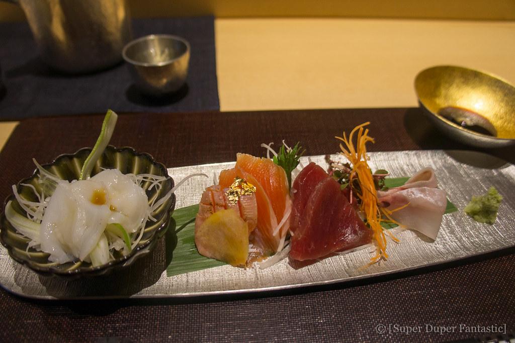 Omakase - Sashimi